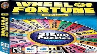 Wheel Of Fortune Super Deluxe PC Game 3