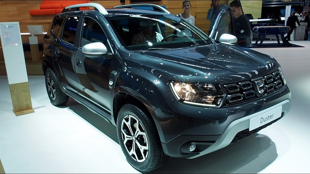 dacia duster 2018 in detail review walkaround interior exterior youtube. Black Bedroom Furniture Sets. Home Design Ideas