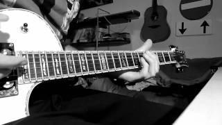 Comeback Kid Wake The Dead Guitar Cover MultiCam