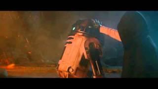 Star Wars: The Force Awakens | Rey's Force Vision (Flashback scene) FULL HD ENGLISH