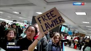 Миграционная политика Трампа вызвала бурю протестов