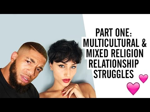 RELATIONSHIP CHAT : HE'S CHRISTIAN, I'M MUSLIM - HELP!