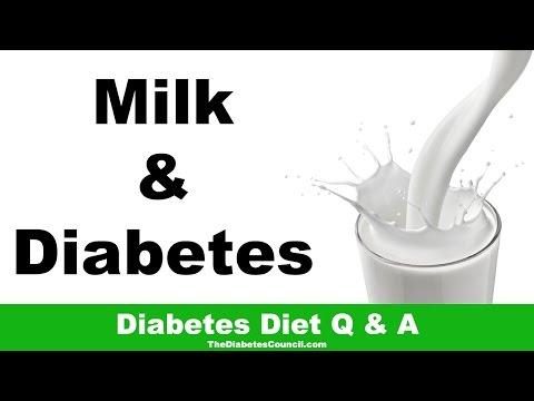 Is Milk Good For Diabetes?