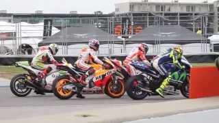 Qualifying 2 Practice Starts - MotoGP Indianapolis 2015