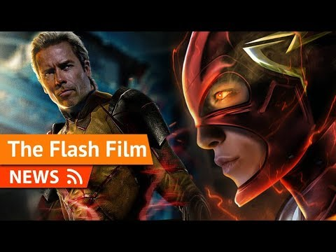 The Flash WAS Going To Start Next Month Before Shutdown