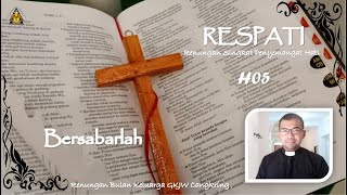 Bersabarlah - Respati#05 || GKJW Cangkring