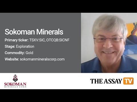 The Assay TV - Tim Froude, President, CEO & Director, Sokoman Minerals (TSXV:SIC, OTCQB:SICNF)