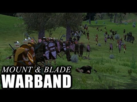 Thumbnail: 700 MAN ARMY?! - Mount and Blade Warband Episode 141