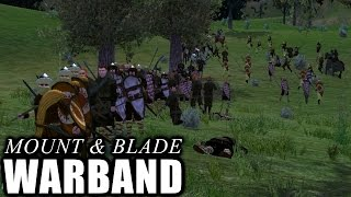 700 MAN ARMY?! - Mount and Blade Warband Episode 141