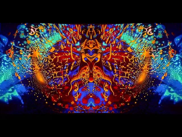 David Franz - The Unknown (Mad Alchemy Visualizer)