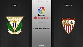 Video Gol Pertandingan Leganes vs Sevilla