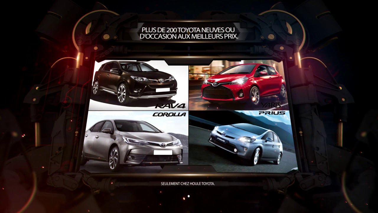 Houle toyota occasion