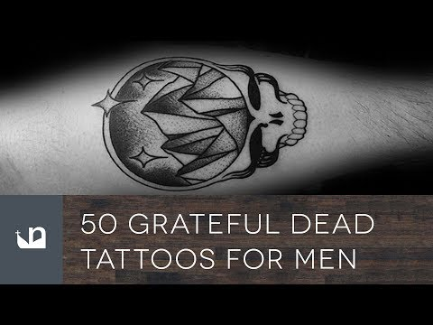 50 Grateful Dead Tattoos For Men