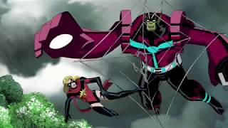 The Avengers vs. The Skrulls