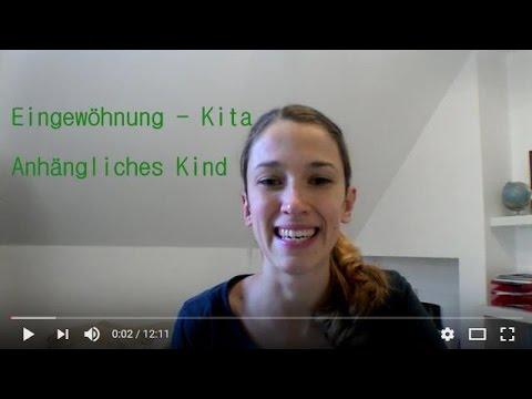 Kita/Krippe/Tagesmutter-Eingewöhnung | anhängliches Kind | sanfte Eingewöhnung | 1