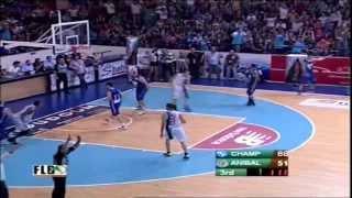Champville Club - Lebanese Basketball Champions, 2012 - Official Trailer