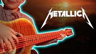 Как я Металлику на гитаре покорял