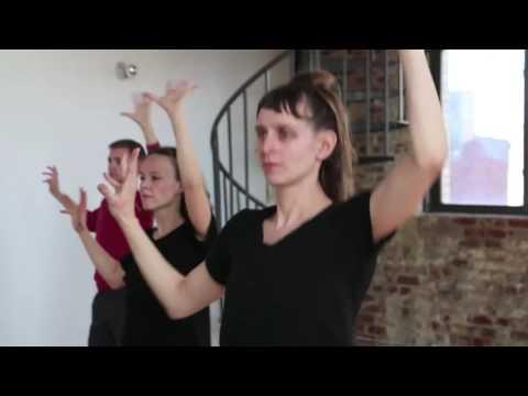 Tami Stronach Dance group