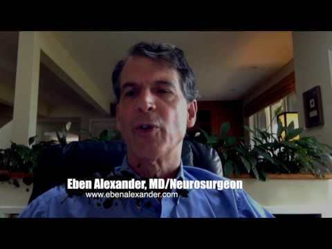 Dr  Eben Alexander author of