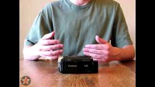 Canon Vixia HF R400 Review
