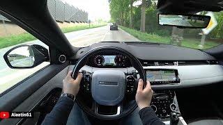 The New Range Rover Evoque 2019/2020 Test Drive