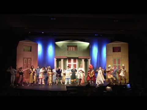 The Webb Schools A Funny Thing Happened on the Way to the Forum (Friday show)
