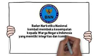 Lowongan CPNS BNN 2013