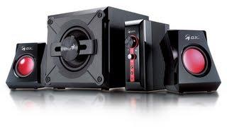 Genius SW-G2.1 1250 Speakers (Gaming/PC)