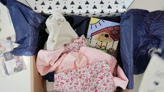 Baby Gap Outfit Box! | Baby Girl