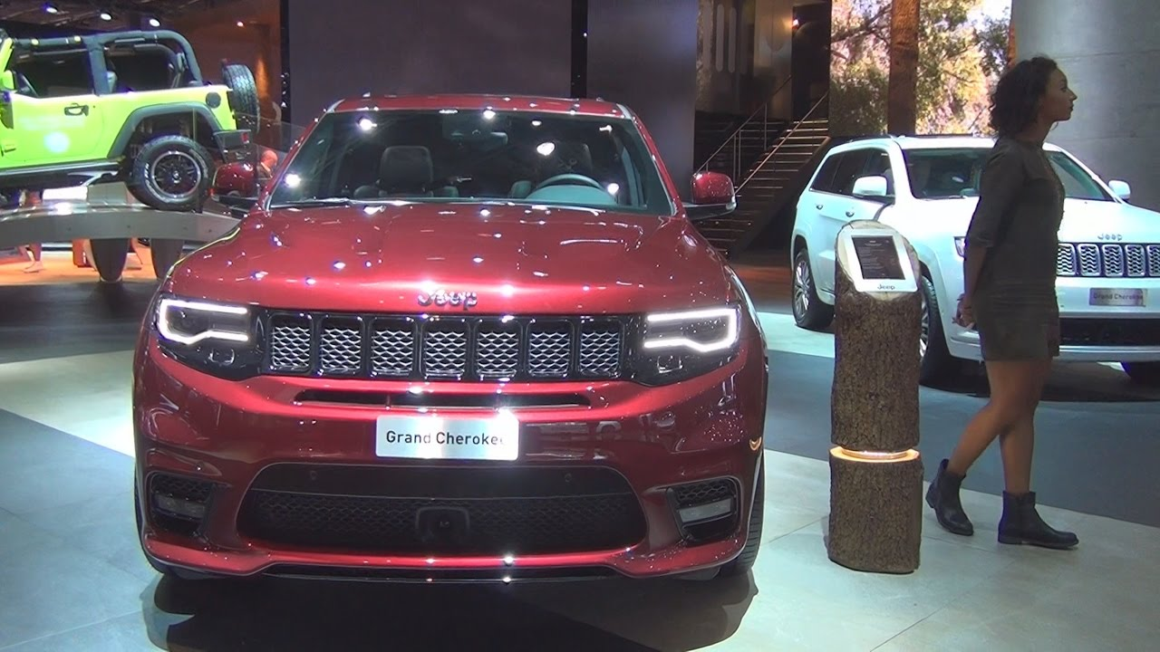 Jeep Grand Cherokee Srt 6 4 L V8 Hemi 468 Hp 2017 Exterior And Interior In You