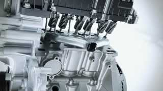 Motor Ford Ecoboost de 1.0 litros 3 cilindros
