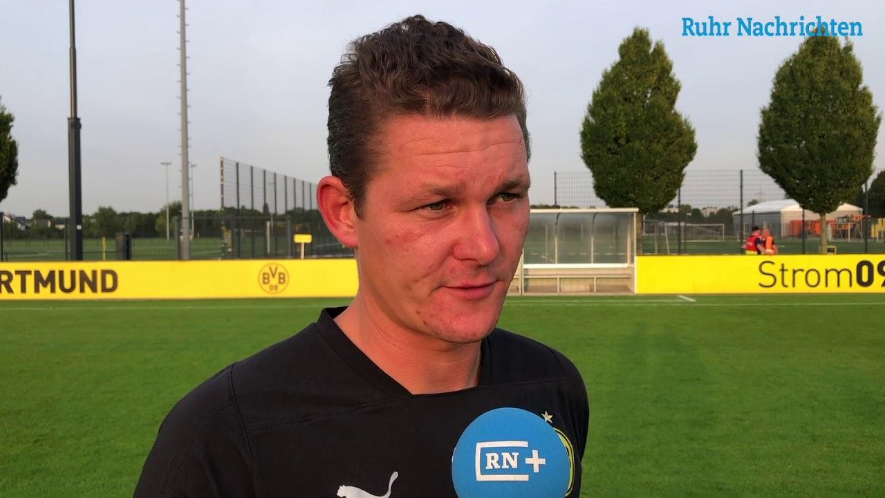 U17-Trainer Geppert über das 0:0 gegen Schalke
