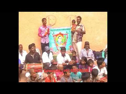 Song on Dr Ambedkar by Gana Saravanan