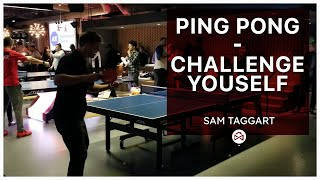 Ping Pong - Challenge Youself | D2D