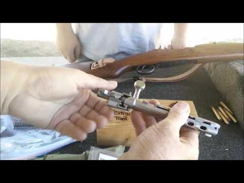 Repeat 1946 Turkish mauser by The Surplus Firearm - You2Repeat
