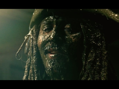 Thumbnail: TRAILER: What's happened to Johnny Depp in Pirates of the Caribbean: Dead Men Tell No Tales