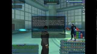 City of Heroes - The Terrible Eradicon (Part 1) Architect Mission