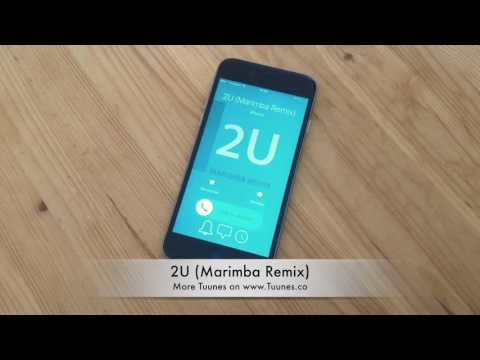 2U Ringtone (David Guetta feat. Justin Bieber Tribute Marimba Remix Ringtone) • For iPhone & Android