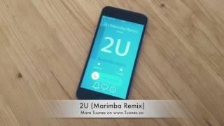 2U Ringtone (David Guetta feat. Justin Bieber Tribute Marimba Remix Ringtone) • For iPhone & Android