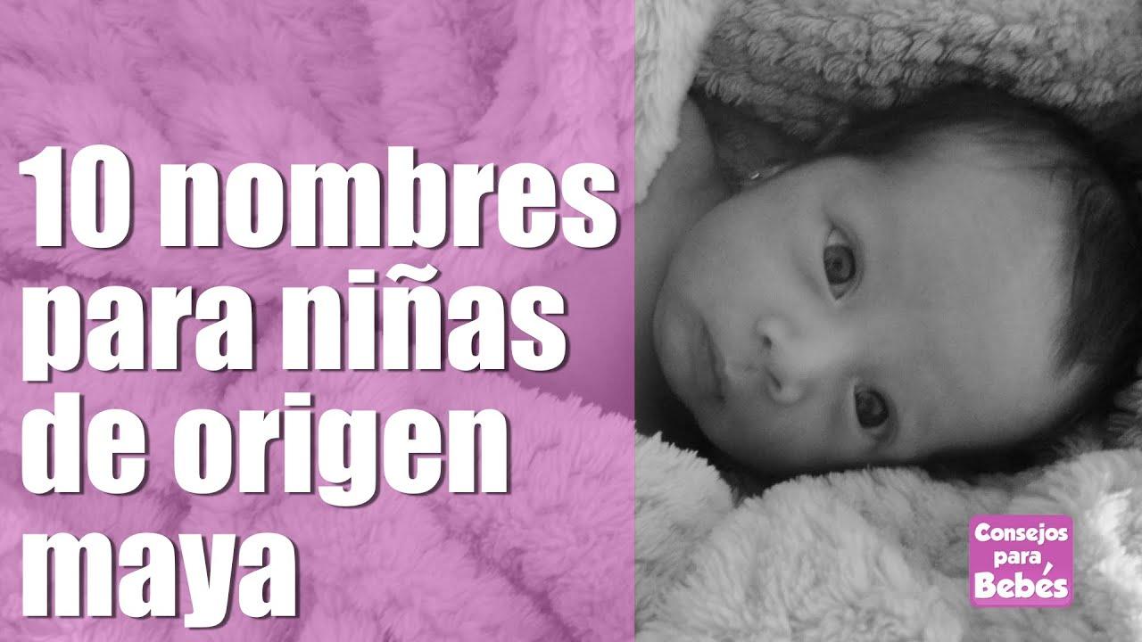 10 nombres de origen maya para ni a youtube. Black Bedroom Furniture Sets. Home Design Ideas