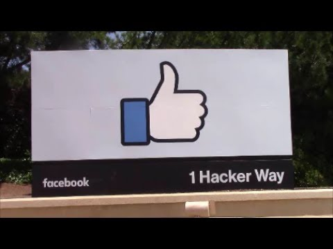 1st Amendment Audit, Facebook Headquarters