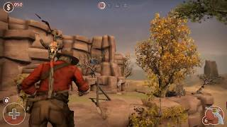 Lead and Gold: Gangs of the Wild West Gameplay