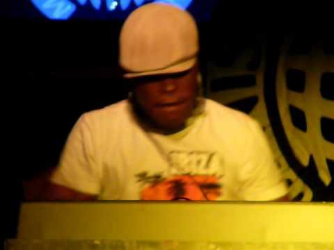 DJ Edward Allen @ The Gallery Panama 21-03-2009 part 2