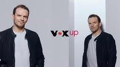 VOXup - der neue Sender von VOX
