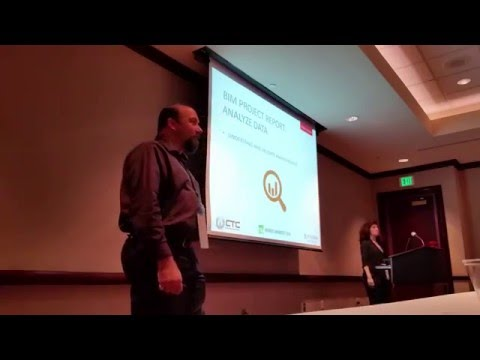 MU2016   0703 Getting the Best of Bim From Active Projects Video2