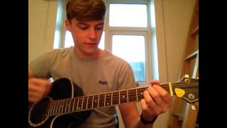 How to play Foster The People Ask Yourself on guitar