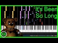 """IMPOSSIBLE REMIX - Five Nights at Freddy's 2 """"It's Been So Long"""" (The Living Tombstone)"""
