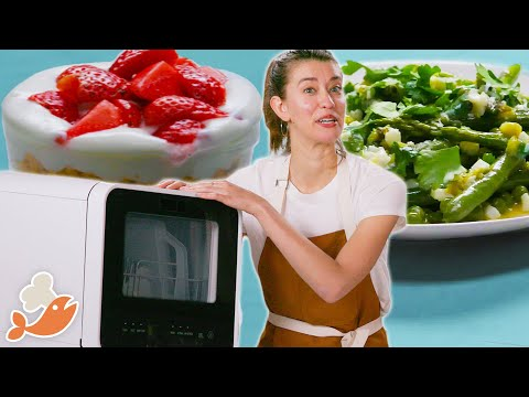 Can This Chef Cook A 3-Course Meal With A Dishwasher? • Tasty
