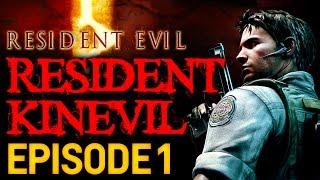 Resident Evil 5 Episode 1 - Resident Kinevil