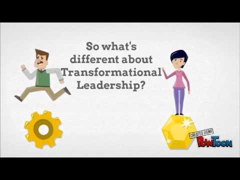Transactional vs Transformational Leadership Theory - YouTube - transformational leadership definition